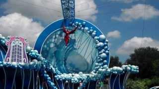 Full Blue Horizon Dolphin Show, Seaworld Orlando 25/09/2013