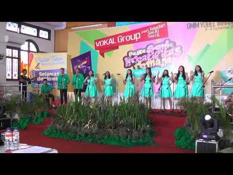 Vocal Grup Remaja GMIM Bukit Moria Tikala Baru