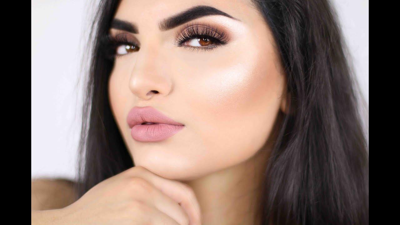 abh modern renaissance every day makeup tutorial