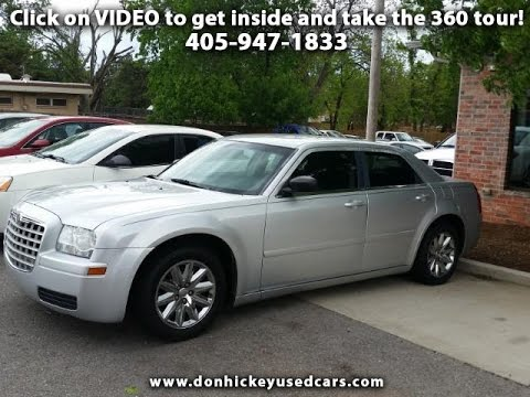 Buy Here Pay Here Okc >> 2006 Chrysler 300 Virtual tour 360 buy here pay here OKC - YouTube