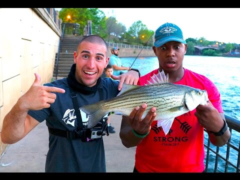 His First Time Ever Fishing!!!! (Hilarious)