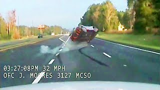 HOT ROD CAR CRASH (2017) Transformers 5, Police Car Chase HD