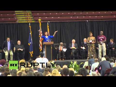 LIVE: Charleston hosts vigil following church shooting