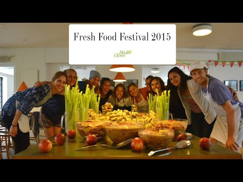 Fresh Food Festival 2015 Highlights