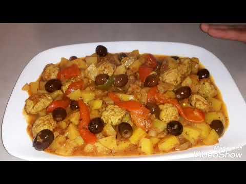 recette-de-poulet-haché-aux-pomme-de-terre-et-légumes