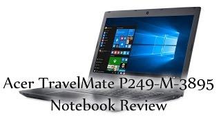 ноутбук Acer TravelMate P249-M
