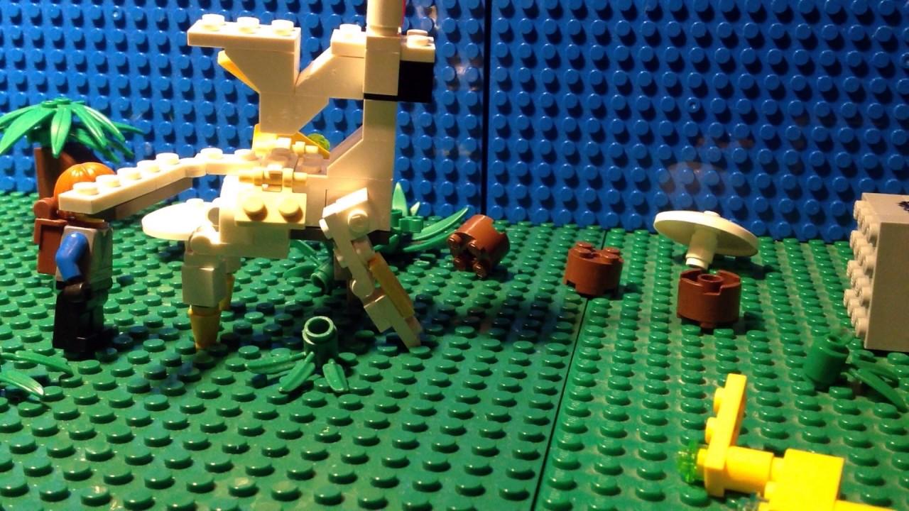 Lego minecraft vs lego pokemon youtube - Pokemon logo minecraft ...