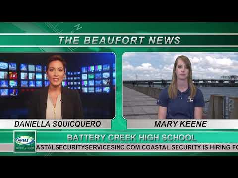 BEAUFORT NEWS | Mary Keene, Battery Creek High School | WHHITV