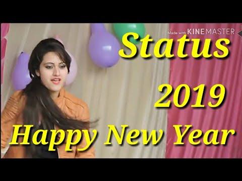 2019 happy new year whatsapp status
