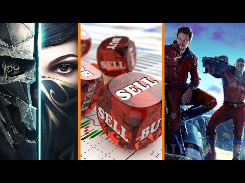 Dishonored 2 Failing + Ubisoft Insider Trading? + Guardians of the Galaxy Game Leaks - The Know
