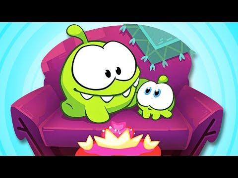 Om Nom Stories: FLASHBACK   Super Nomi   Cartoni animati divertenti per bambini