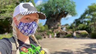 Disneys Animal Kingdom Preview at Walt Disney World! New Bag Check, Characters on Boats & More! YouTube Videos