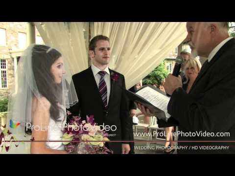 Jewish Wedding  Ceremony at Skytop Lodge, PA (Amy and Tomer)