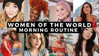 Women Of The World Morning Routine // RayaWasHere