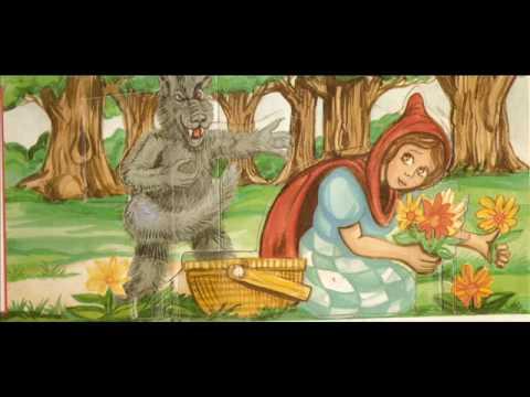 Caperucita y el lobo feroz - 3 6
