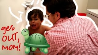 POTTY TRAINING 1 YR OLD?! | Valenzuela Vlogs | Family Vlogs 2017