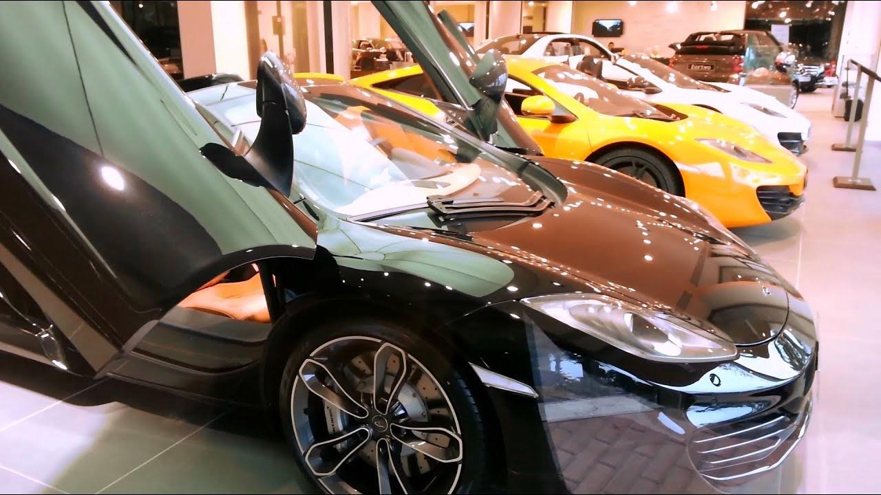 Supercars Of Monaco Exotic Hyper Cars Rich Lifestyle Ferrari Bentley Rolls Royce McLaren