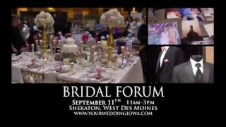 Bridal Forum Sept 2016