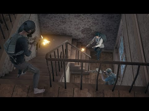 ¡DESTROZANDO CON EL COMBO MINI14 + UMP! PLAYERUNKNOWN'S BATTLEGROUNDS GAMEPLAY ESPAÑOL | Winghaven