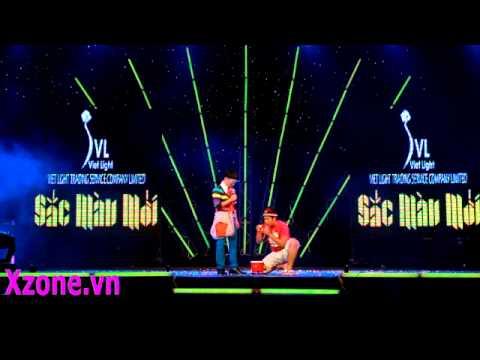 Don Nguyễn diễn hài cùng Trấn Thành