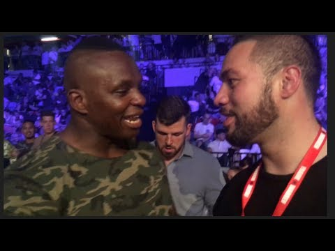 'IF HUGHIE FURY PULLS OUT - I WILL FIGHT YOU IN SEPTEMBER ...