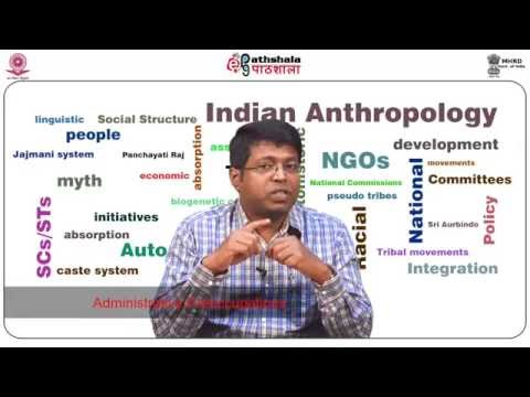 Autochthons, peopling of India (ANT)