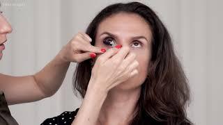 Секреты макияжа. Как сделать макияж с помощью цветных теней. Рекомендации от Жанны Сан-Жак