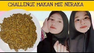 Download Lagu CHALENGE MAKAN MIE NERAKA TERPEDAS||SAMA-SAMA KALAH  ! mp3