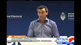 'kirchnerismo' Sufre Dura Derrota En Comicios Legislativos Clave En Argentina