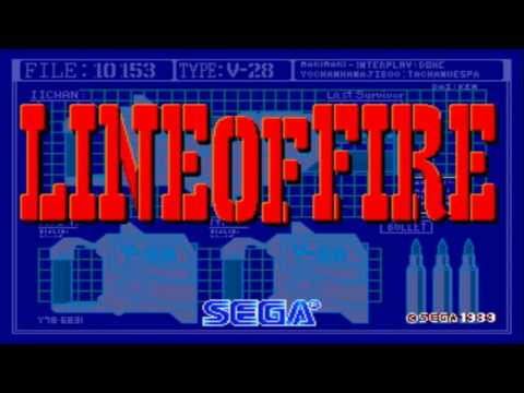 Line of Fire (Arcade OST) - Stage 1