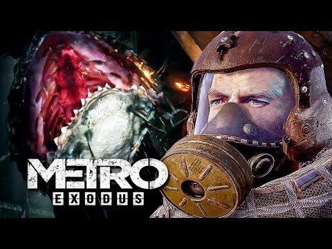 Мэддисон против Царь-Рыбы в Metro Exodus