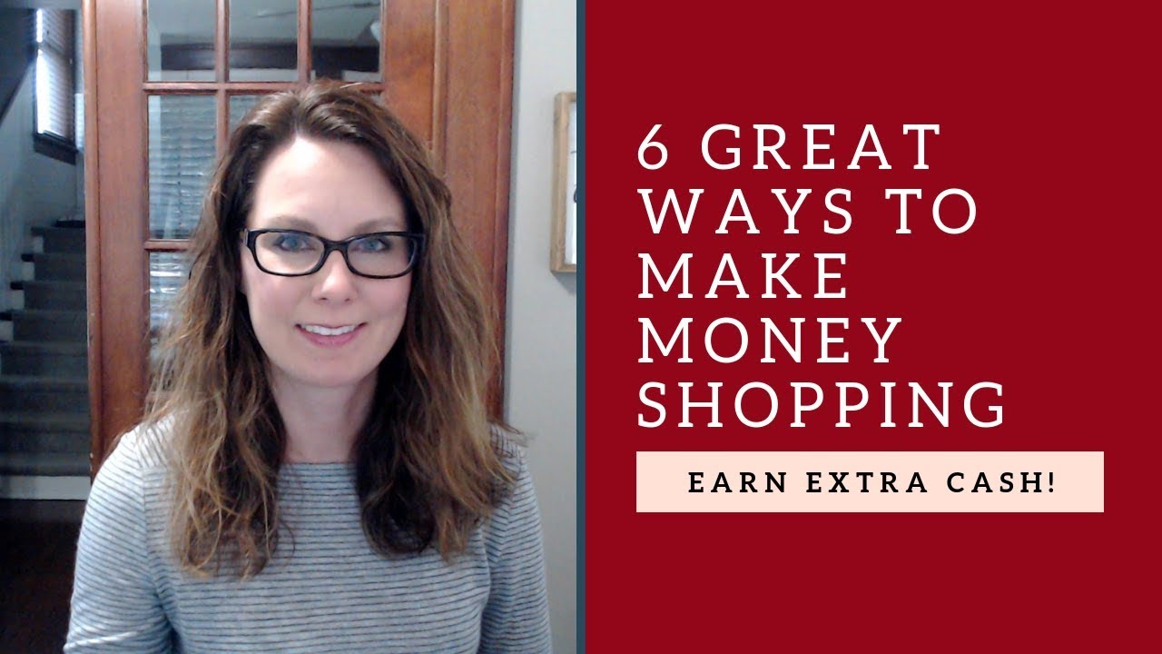 ffebe97d 6 Great Ways to Make Money Shopping This Holiday Season (or anytime!) –  Shopping time
