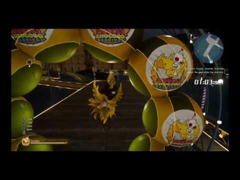 FINAL FANTASY XV - Moggle Chocobo Carnival