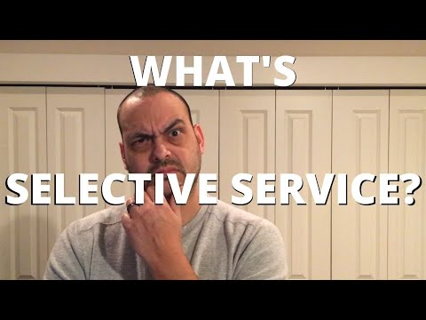 Selective Service Defined, How It Affects Your College Financial Aid, And How You Can Register.