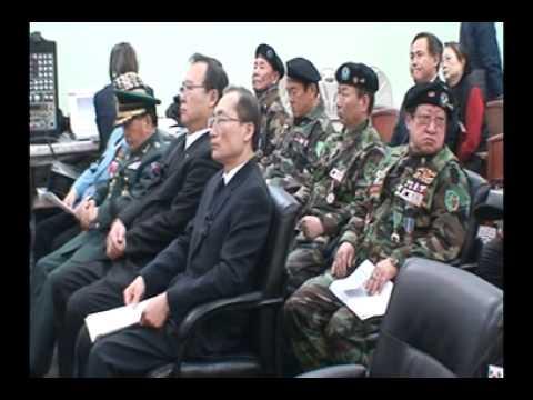 [WGS TV]대한민국 해군 천안함 전사자 3주기 추모제