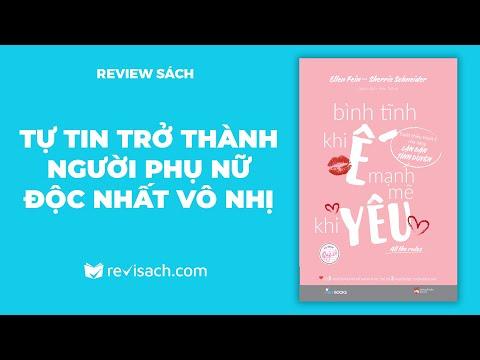 Review Sách Bình Tĩnh Khi Ế Mạnh Mẽ Khi Yêu - Tự Tin Trở Thành Người Phụ Nữ Độc Nhất Vô Nhị
