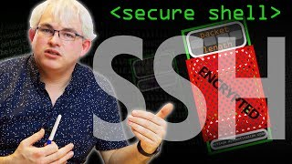 How Secure Shell Works (SSH) - Computerphile