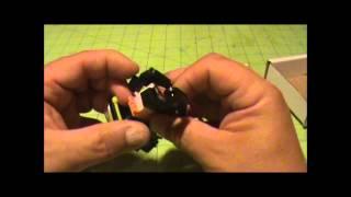Cheap Pan and Tilt Camera Mechanism