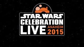 Ian McDiarmid - Darth Sideous - Shakespeare Reading - Star Wars Anaheim 2015