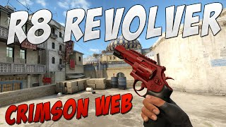CS:GO - R8 Revolver | Crimson Web Gameplay