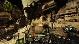 Hawken (Console version Xbox One) Video Test.