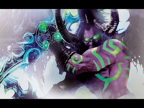 The Story of 'Illidan' by William King [Lore]