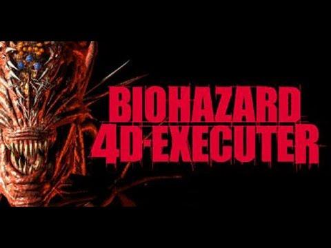 biohazard 4d-executer