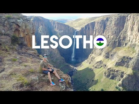 Africa's biggest secret !!! / Lesotho // Vlog 023
