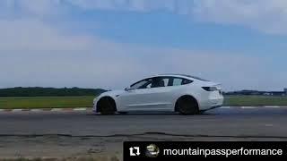 Tesla Model 3 - Racing Competition
