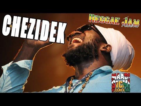 Chezidek  Call Pon Dem @Reggae Jam 2015