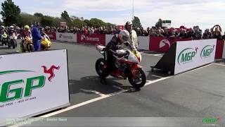 Manx Grand Prix 2017 - Senior Race