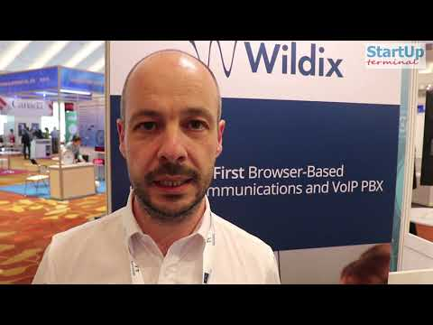 ConnecTechAsia 2019 Video Interview: Steve Osler, Chief Executive Officer, Wildix
