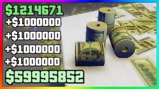 TOP *FOUR* Best Ways To Make MONEY In GTA 5 Online | NEW Solo Easy Unlimited Money Guide/Method 1.46