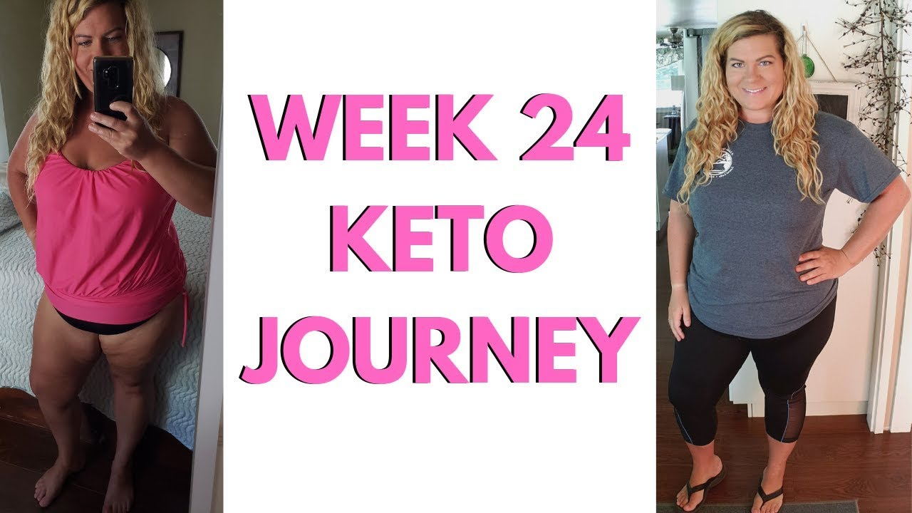 WEEK 24 KETO JOURNEY│KETO TRANSFORMATION BEFORE AFTER │How much weight did I lose on vacation?